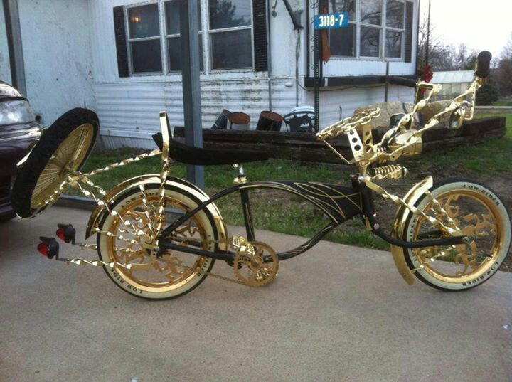 Low Rider Bike Custom Bikez Pinterest Low Rider Custom
