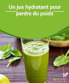 Le jus vert miracle pour perdre du poids | Recette jus de