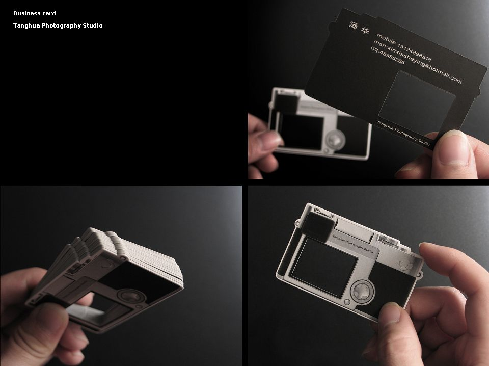 camera shaped photography business card | Design | Pinterest ...