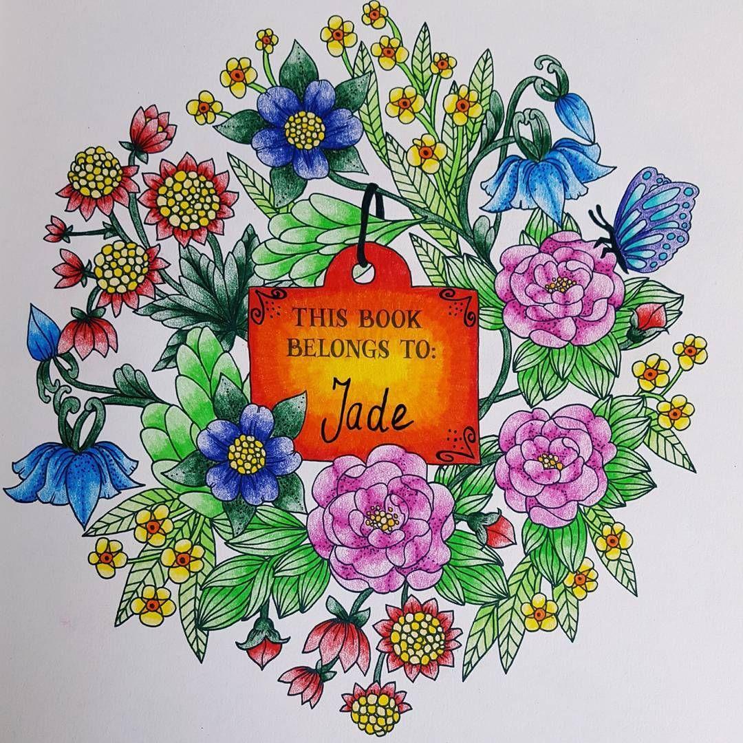 #twilightgarden #twilightgardencoloringbook #mariatrolle #fabercastell #lovetocolour #kleurenvoorvolwassenen