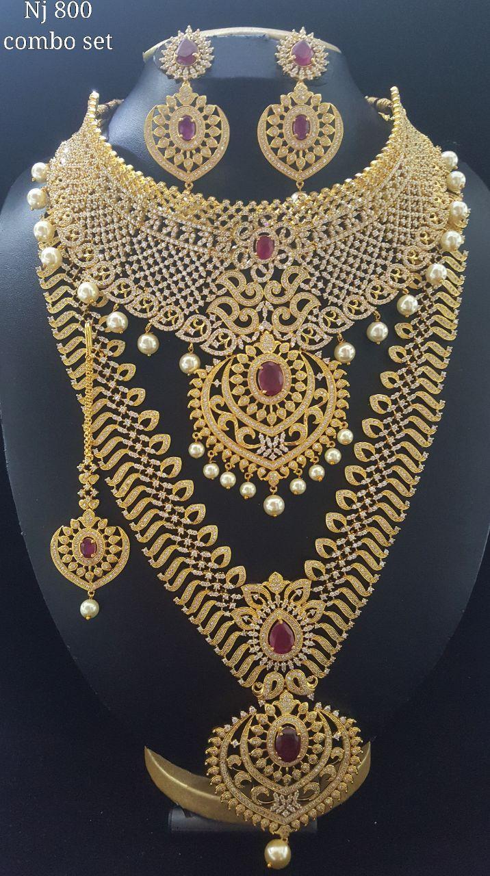 Bridal Jewellery For Rent : bridal, jewellery, Bridal, Jewelry, Rental, Whatsapp, 9894424770, Simple, Jewelry,, Wedding, Indian