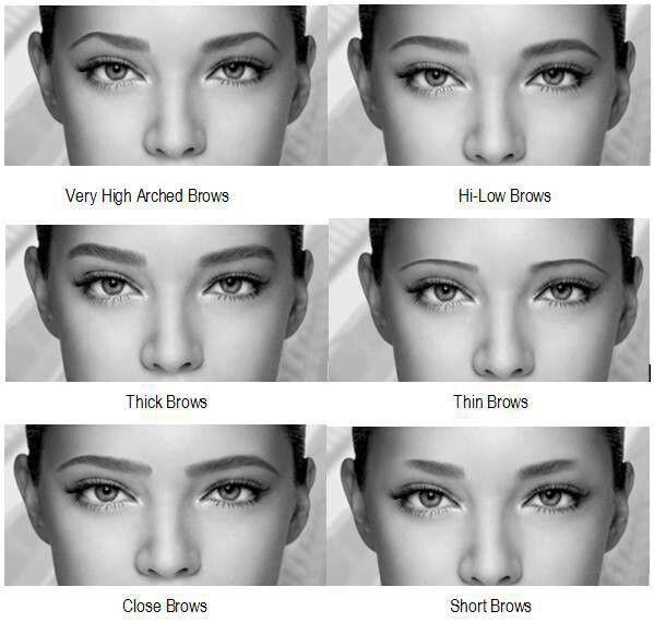 Pin De I2omina R En Makeup Cejas Pinterest Maquillaje, Belleza