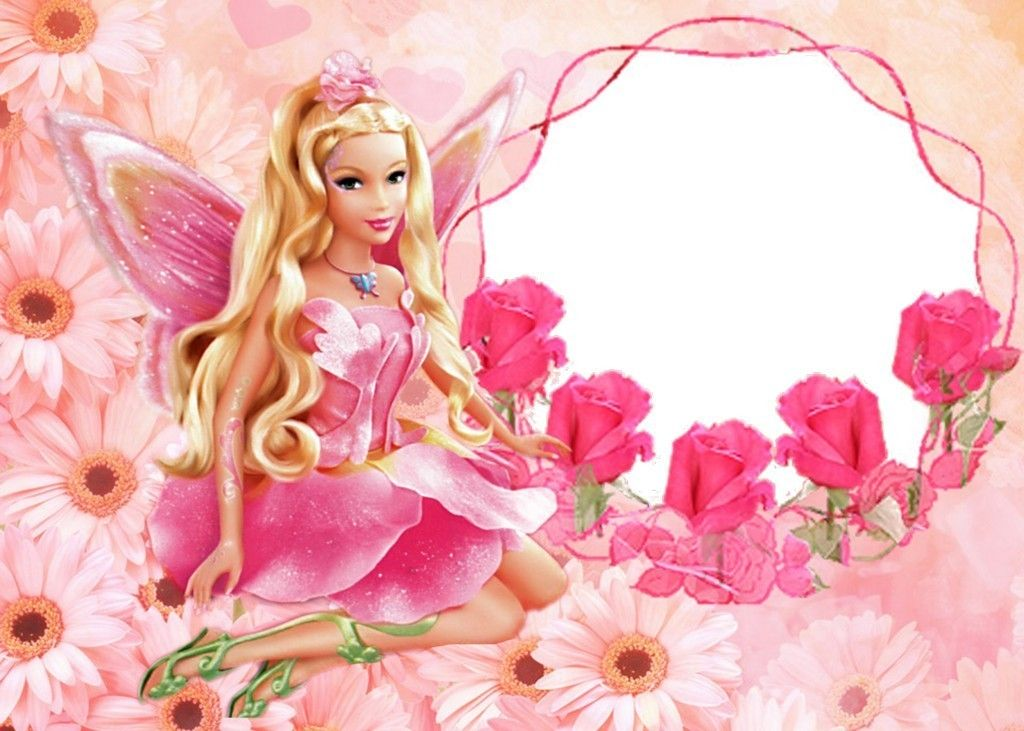 Barbie Mobili ~ Barbie pink fairy ℬarbie ♡ pinterest