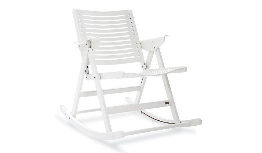 Strange Rex Folding Rocker Design Within Reach Furniture Andrewgaddart Wooden Chair Designs For Living Room Andrewgaddartcom