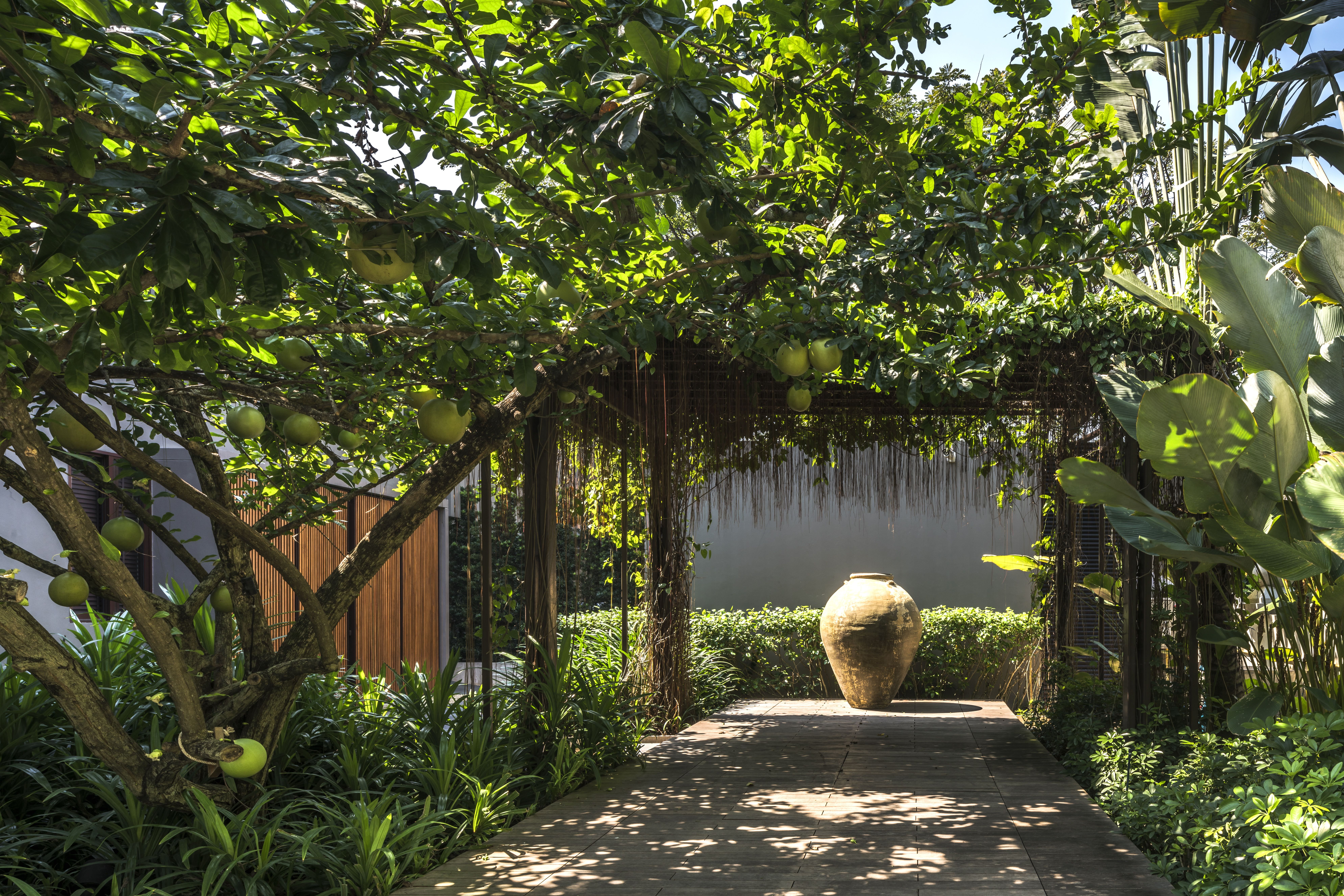 J Residence Trop Landscape Design Landscape Architect