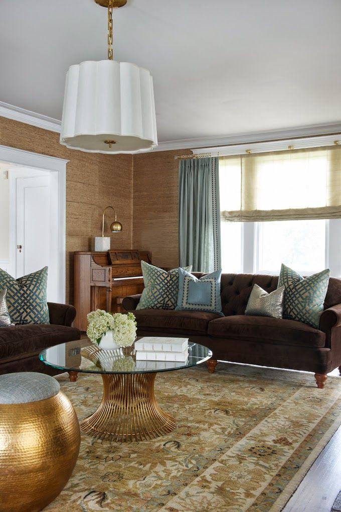 living room Diana Weinstein Design
