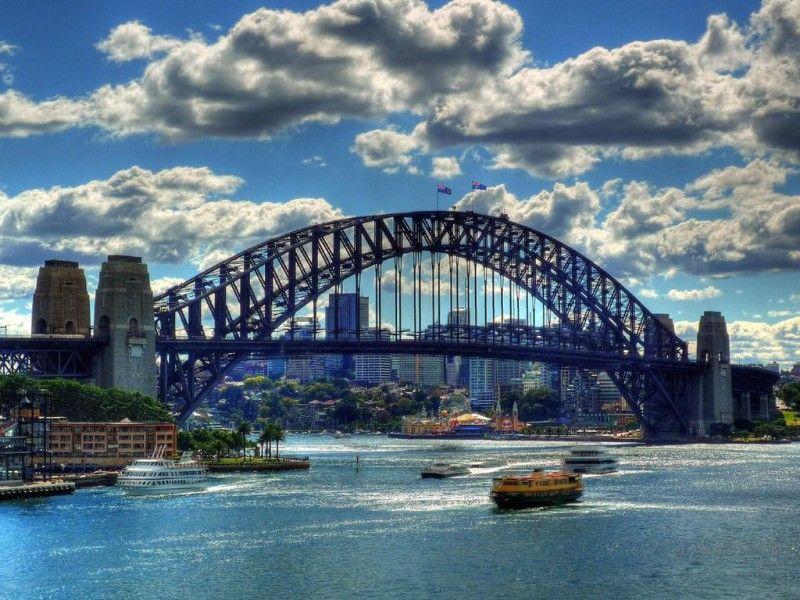 Sydney bridge wallpaper hi resolution image 6001 rica oceania sydney bridge wallpaper hi resolution image 6001 altavistaventures Choice Image