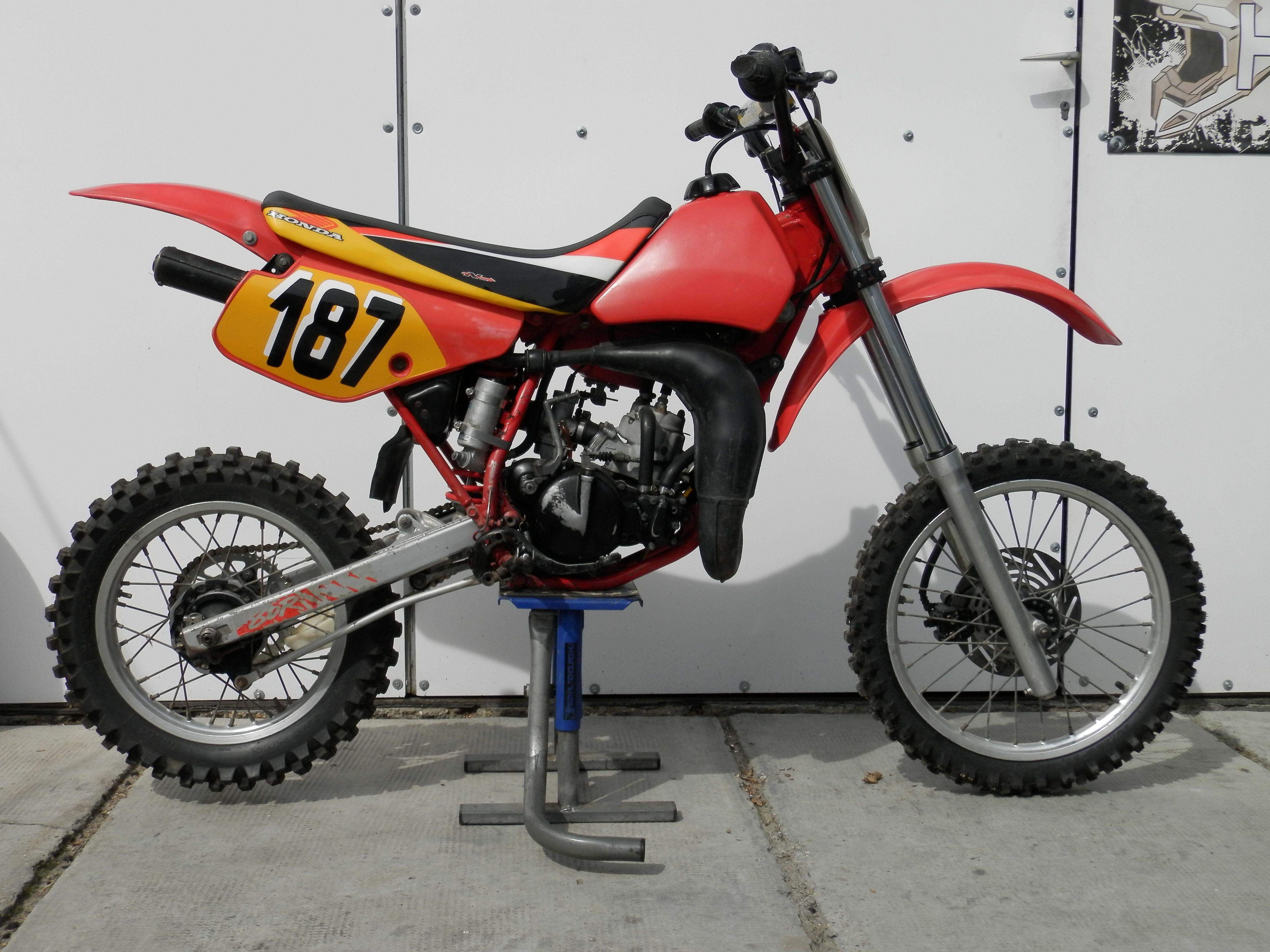 2002 honda cr80r value