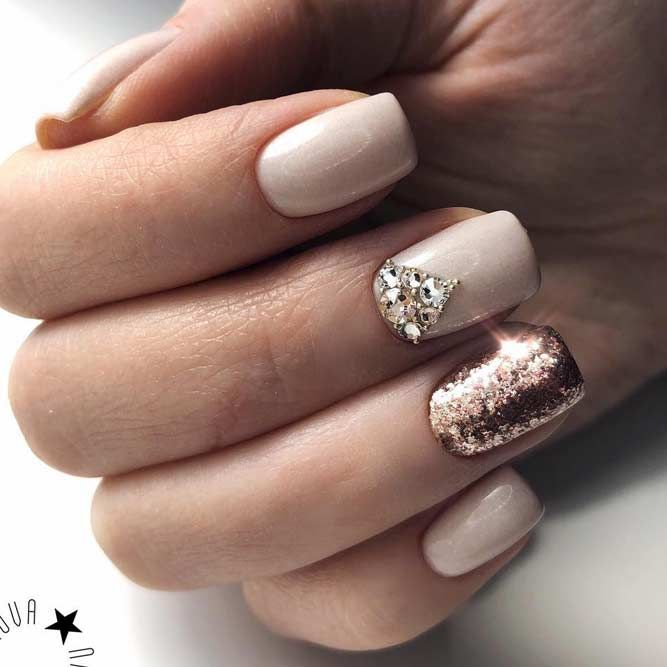 Nail Art Ideas For Prom: 36 Amazing Prom Nails Designs - Queen's TOP 2019