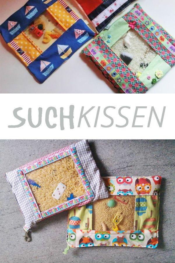 Photo of Suche Kissen Nähanweisungen, kreative eBook als Geschenk