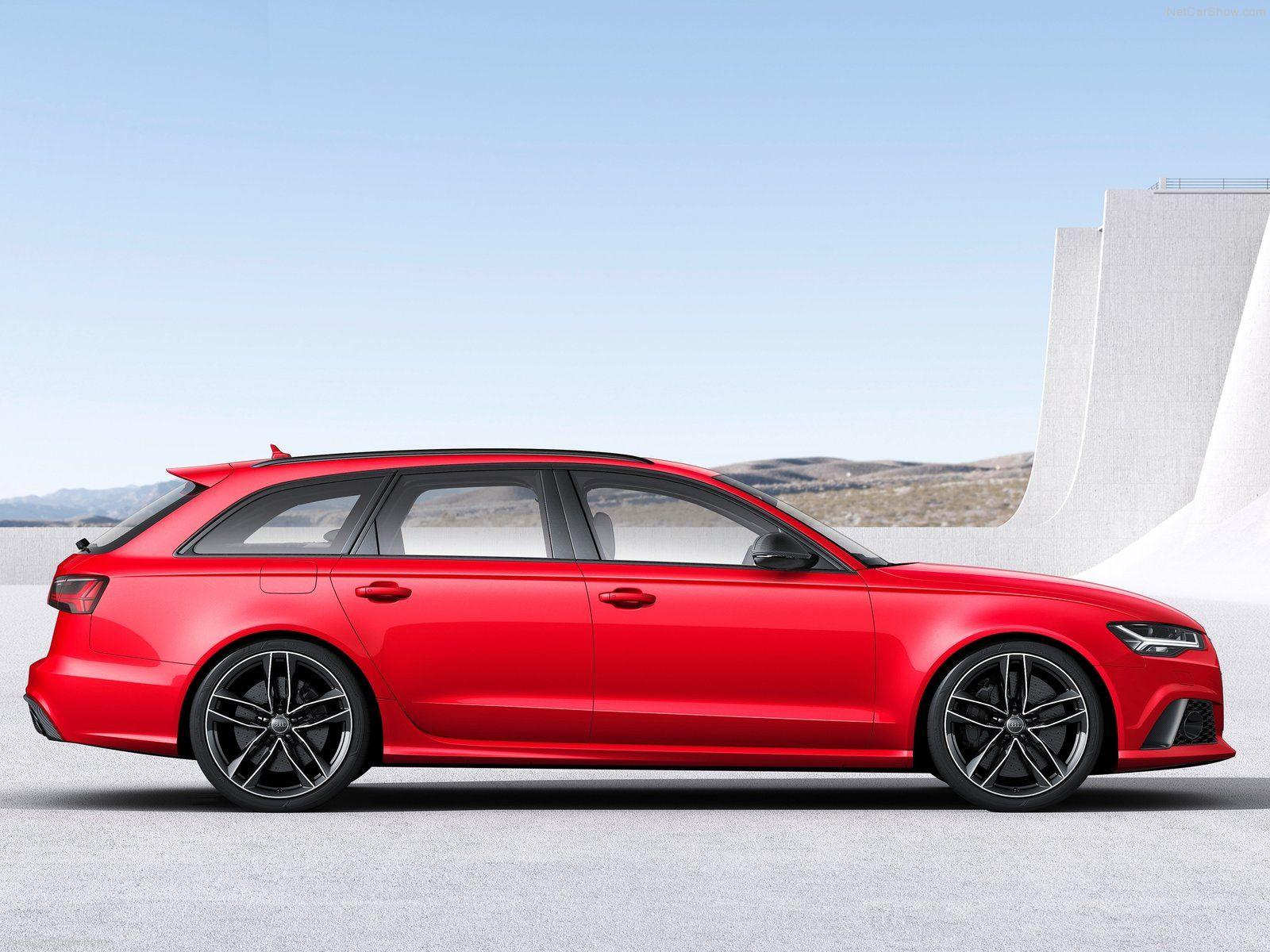 2015 Audi RS6 Avant Cars & Motorcycles Pinterest