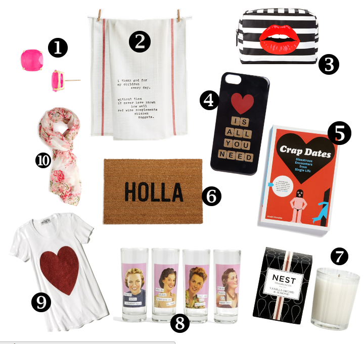 Fun gifts for your girlfriends.