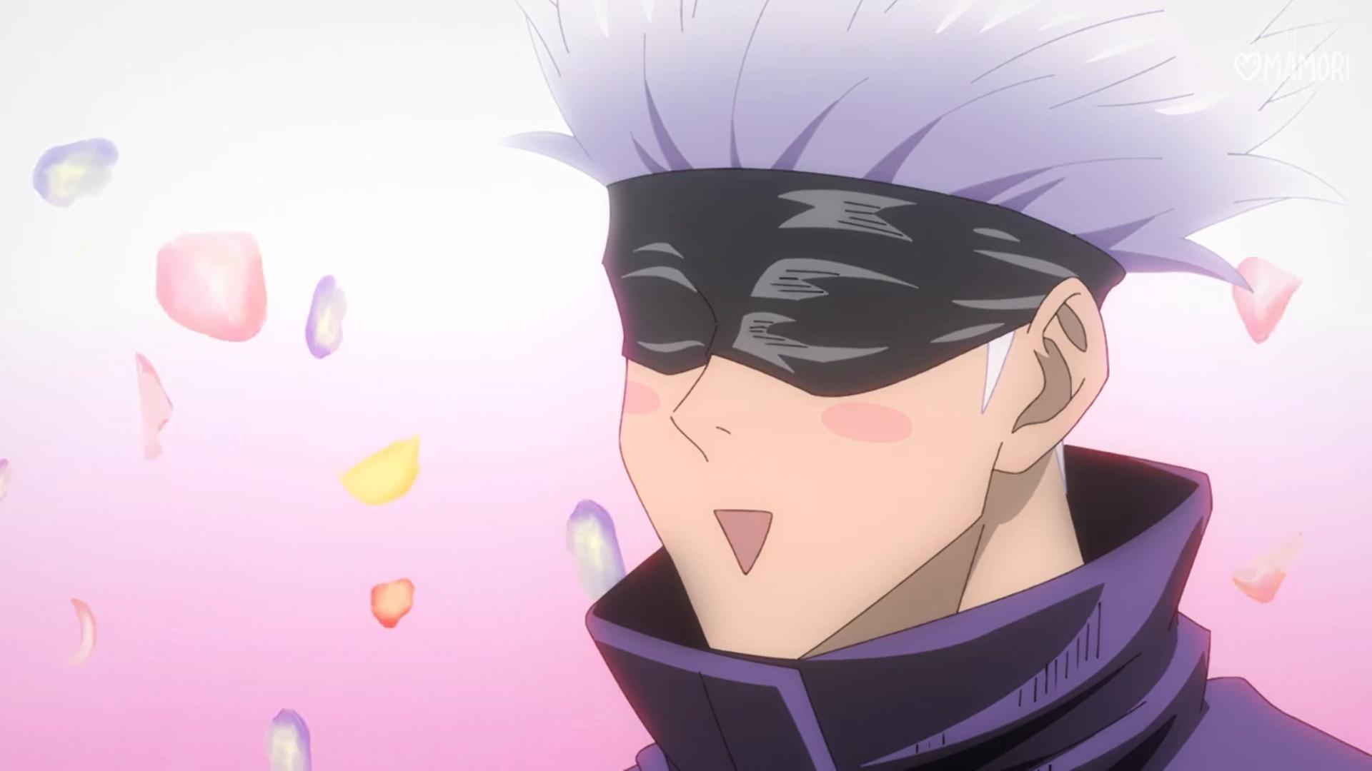Gojo Love Flower 3 Jujutsu Anime Anime Heaven