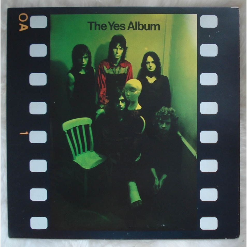 The Yes Album, Yes