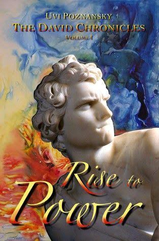 Tome Tender: Rise to Power by Uvi Poznansky ( The David Chronic...