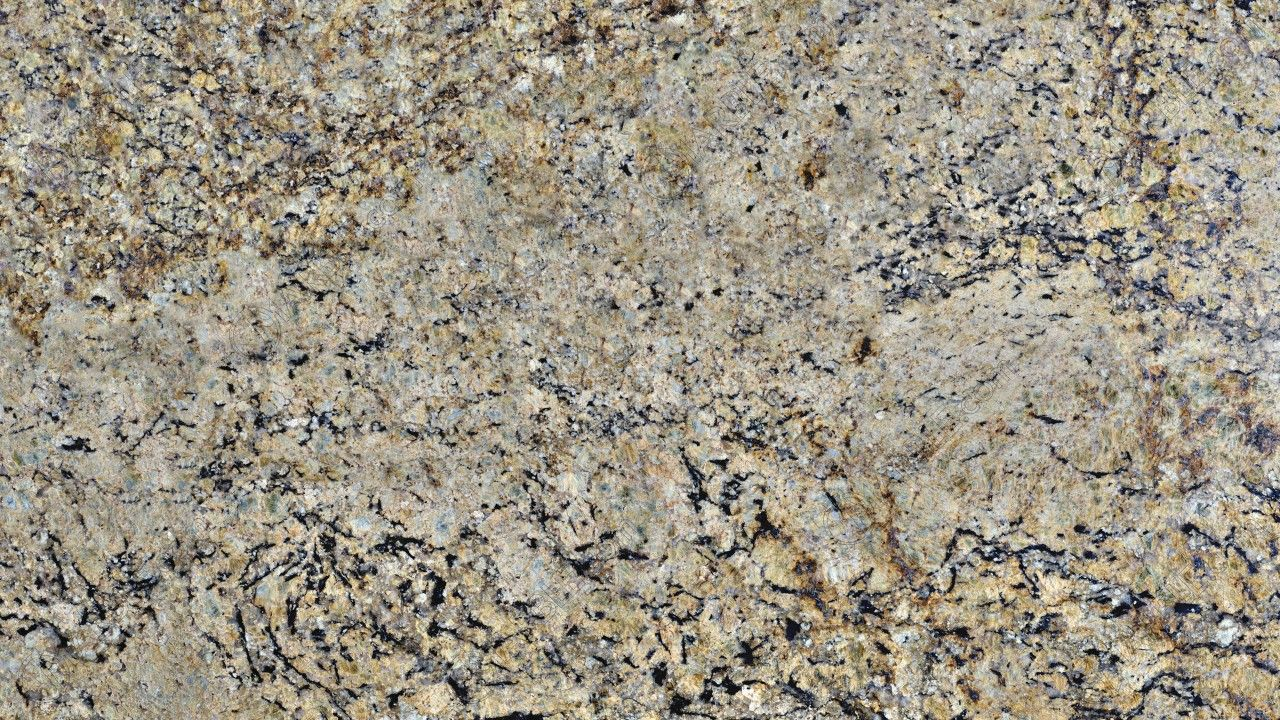 Namibian Gold Granite Is A Dramatic African Exclusive Granite With Stunning Colors If You Want The Full Effect Of It Install It On A I Granite Namibian Gold