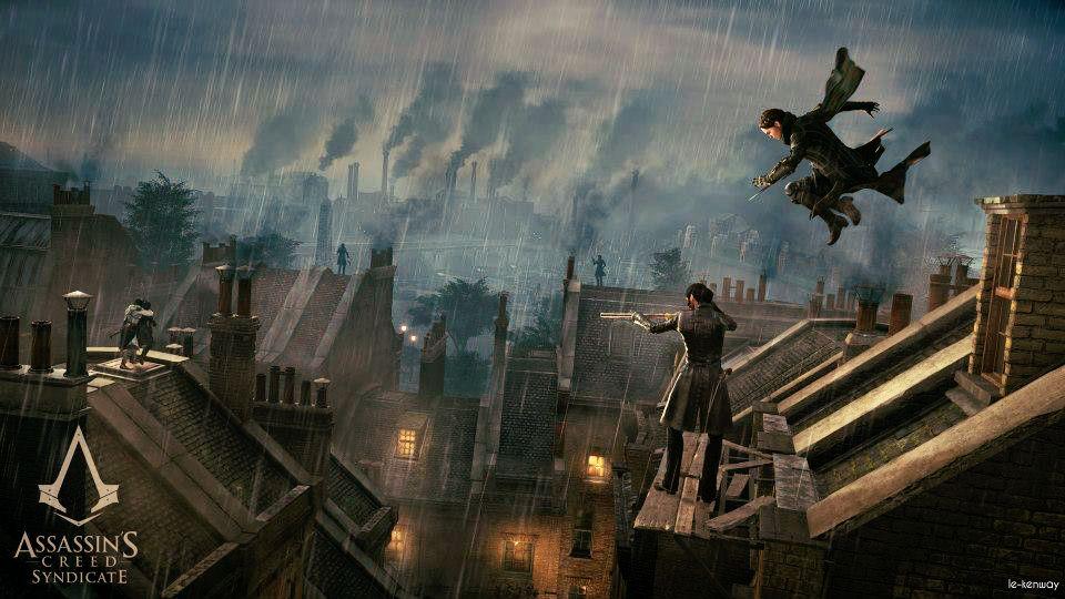 Assassins Creed Syndicate Assasin S Inspiration Assassins
