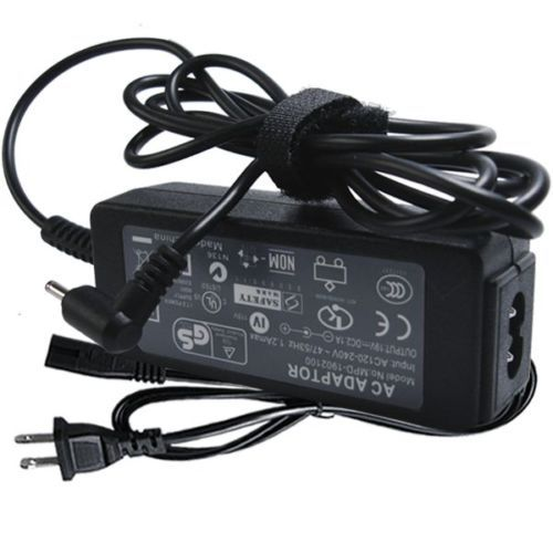 19v 2 1a Ac Adapter Power Cord Charger For Asus Eee Pc 1005hab