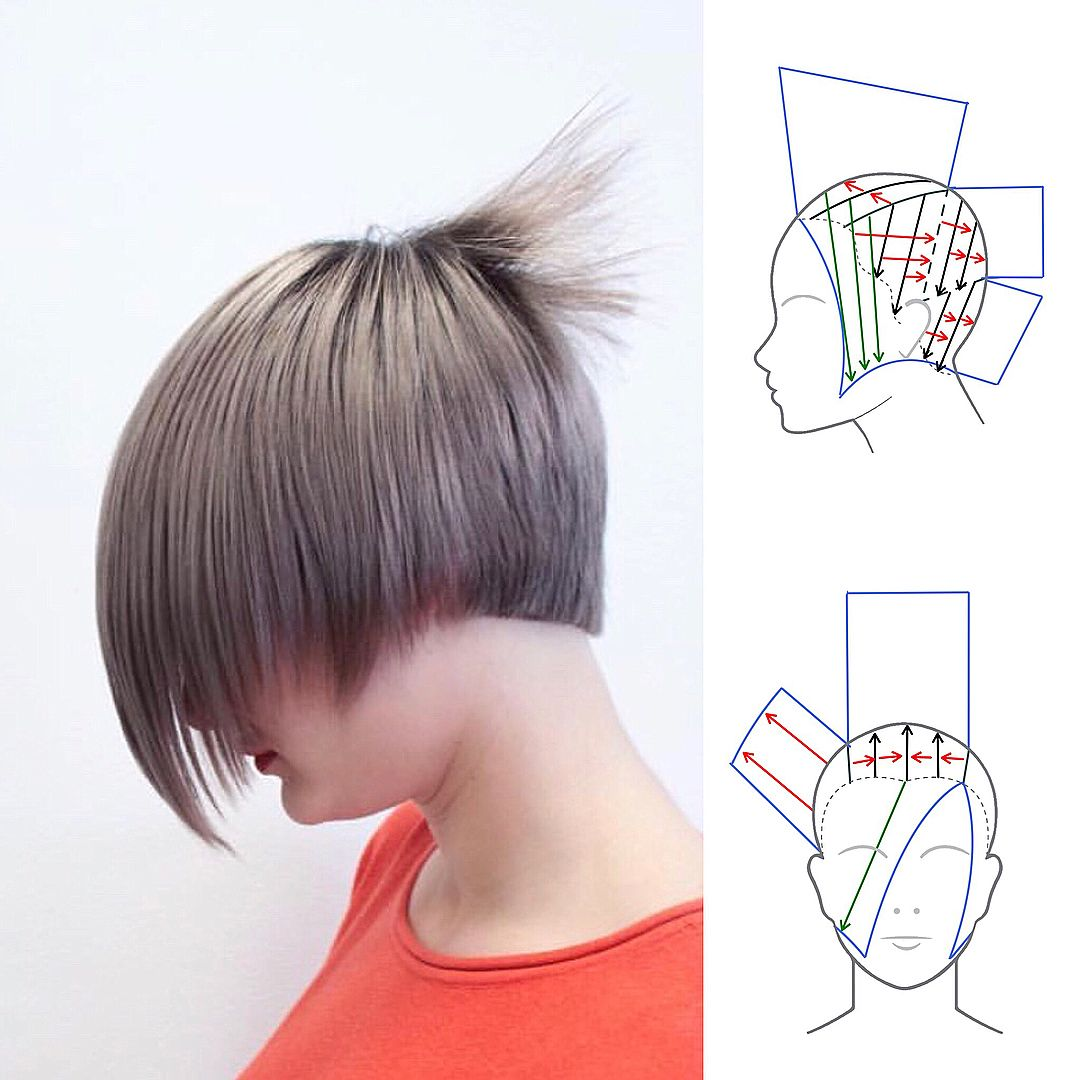 Find Out How To Create This Super Cool Haircut Just Like Amazing