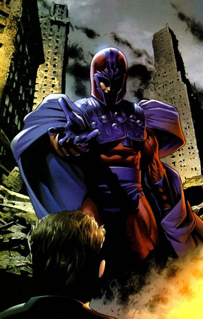 Magneto: Earth-1610 Ultimate