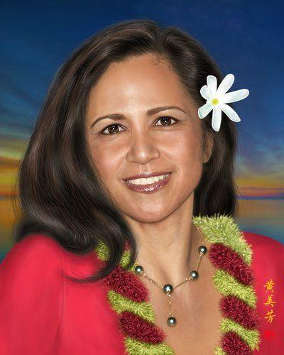 May Fong Robinson - Tahitian Charm