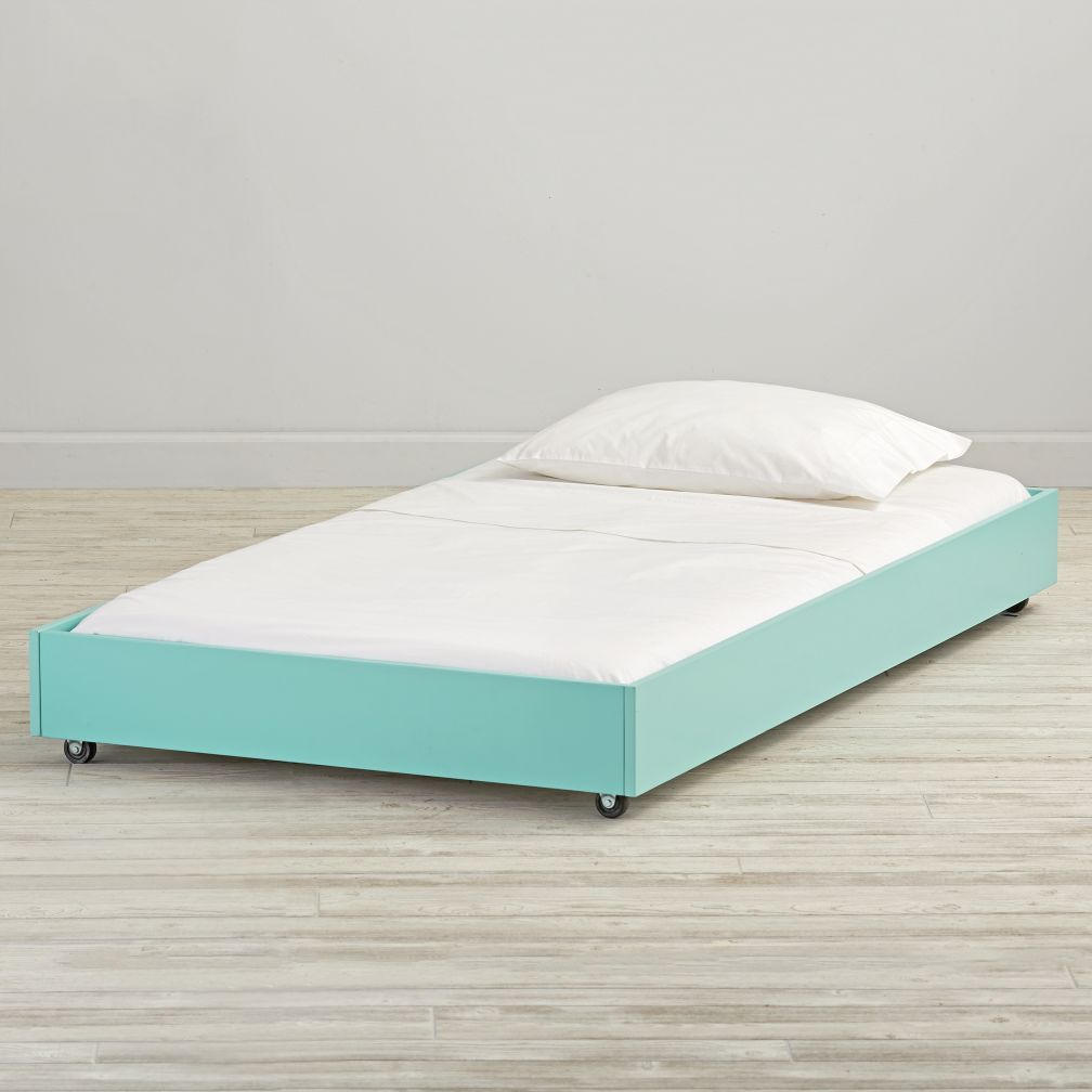 shop jenny lind blue twin trundle bed our functional storage