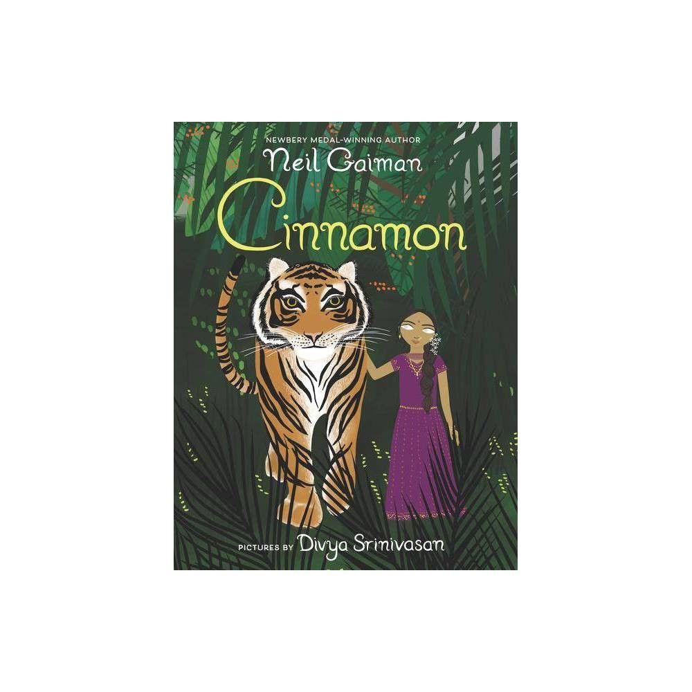 Cinnamon by Neil Gaiman Hardcover in 2019