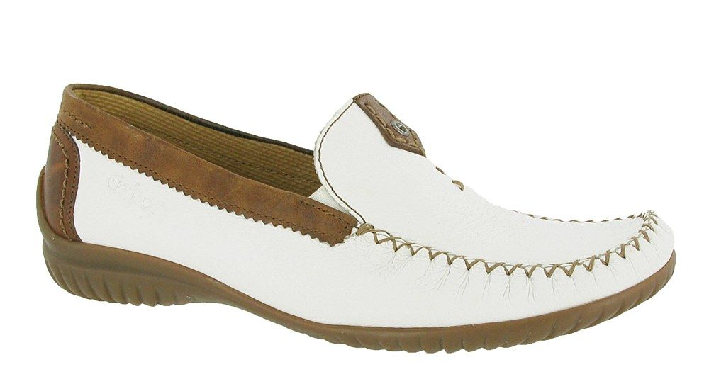 Gabor California Ladies Moccasin Loafer Casual Shoe 86.090 - Robin Elt Shoes  http://www.robineltshoes.co.uk/store/search/brand/Gabor/ #Spring #Summer #SS14 #2014