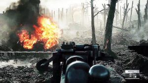BATTLEFIELD 1 Gameplay (Mode Solo) -  - http://jeuxspot.com/battlefield-1-gameplay-mode-solo/