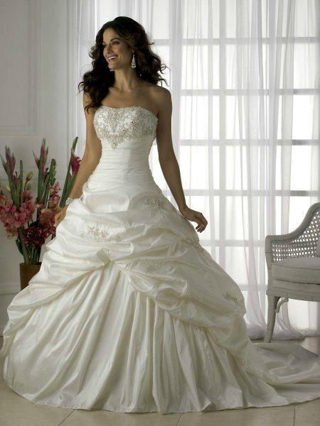 Robe princesse blanche pas cher