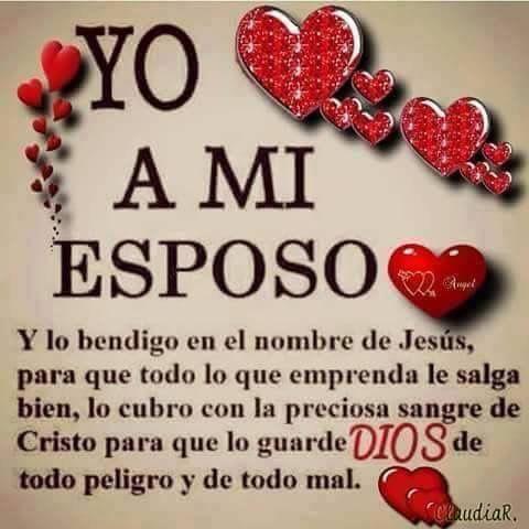 Te Amo Mi Corazón Gracias Por Hacerme Sentir Muuuuy Amada Oracion Para Mi Esposo Te Amo Esposo Orar Por Mi Esposo