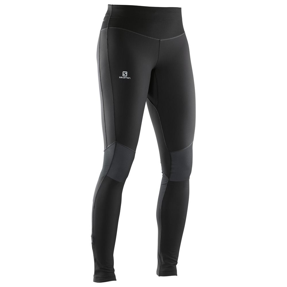 ELEVATE WARM TIGHT W - SALOMON - cross country skiing tights
