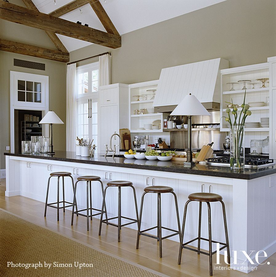 Luxe interior design new york hamptons kitchen for Interior design inspiration new york