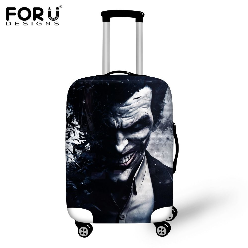 FORUDESIGNS Men 2017 New Design Travel Accessories Cool Joker ...