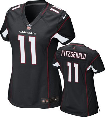 Arizona Cardinals Women s Jersey  Alternate Black Color Game Jersey   azcardinals  cardinals  nfl f94f2045e8