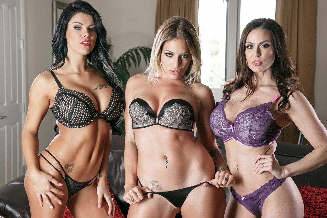 Three Ponstar Peta Jensen Kissa Sins Kendra Lust
