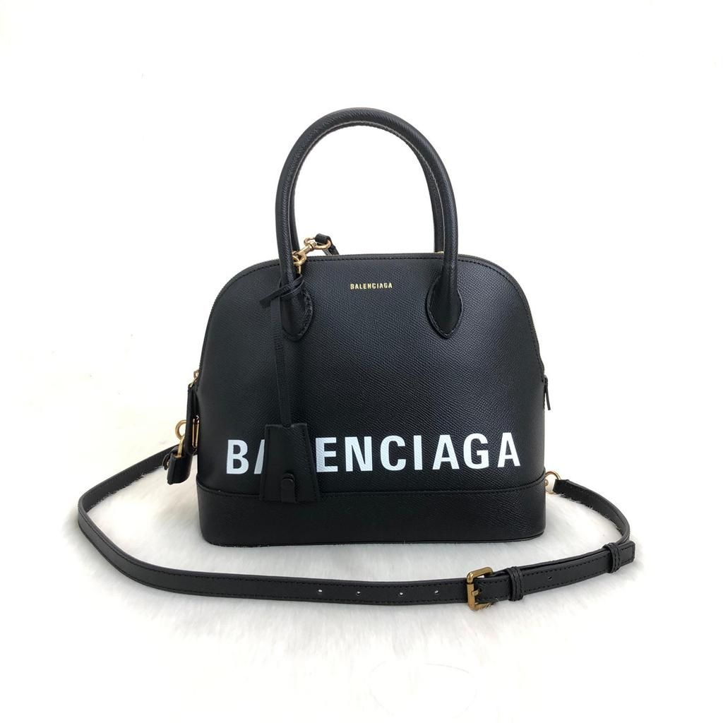 Balenciaga Ville Top Handle S Bag In