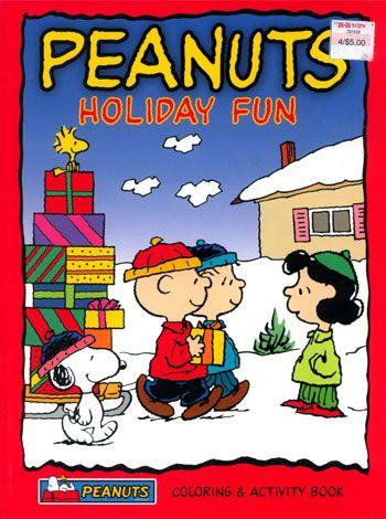 Peanuts Holiday Fun, 2003 | Portadas | Pinterest