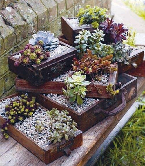 Flower Pots and Planters | In today's post I prepared some pictures of a Creative and ...