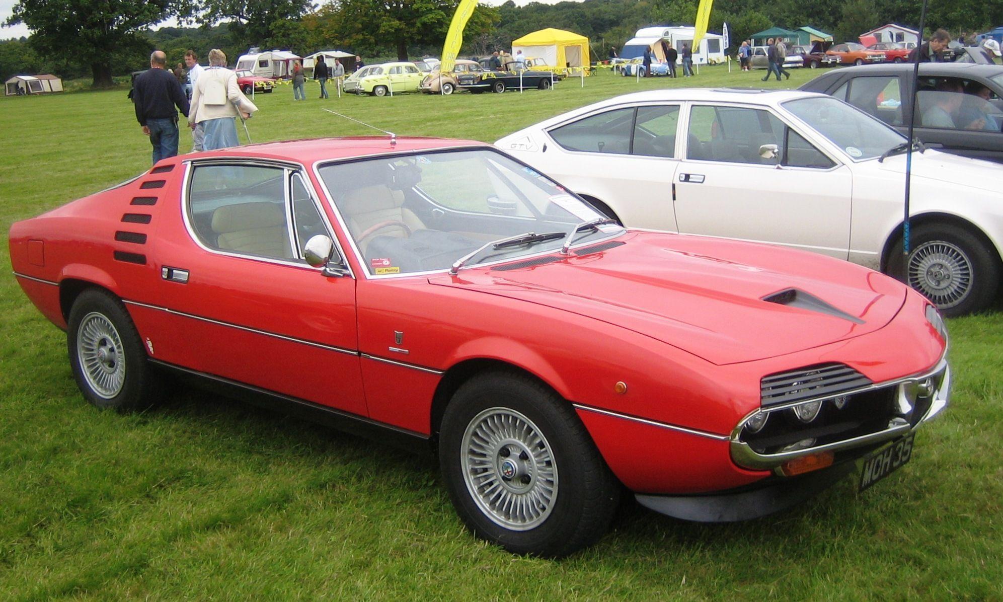 Image for Description Alfa Romeo Montreal Hertfordshire