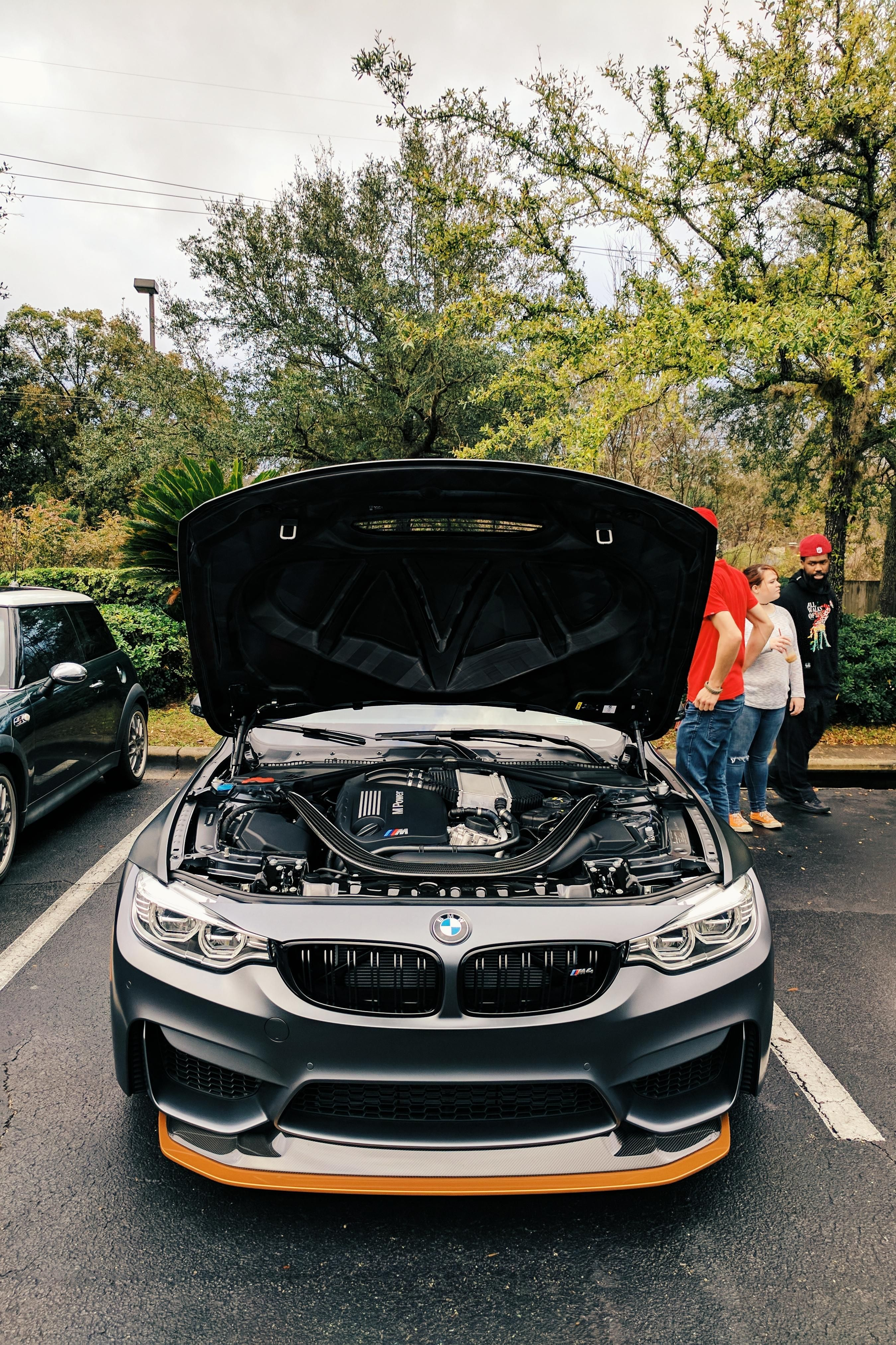 M4 GTS at local cars and coffee BMW cars M3 car M4 auto