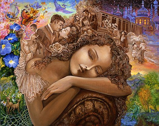 Josephine wall fantasy artist art people gallery voltagebd