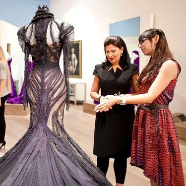 Luxury And Fashion Management Scad Fashion Show Fashion Textiles Fashion Fashion Dresses
