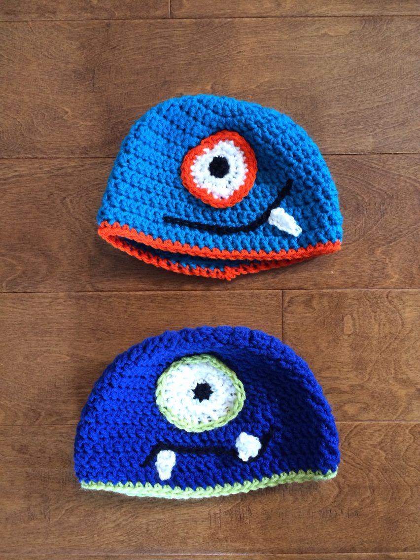 Monster hats