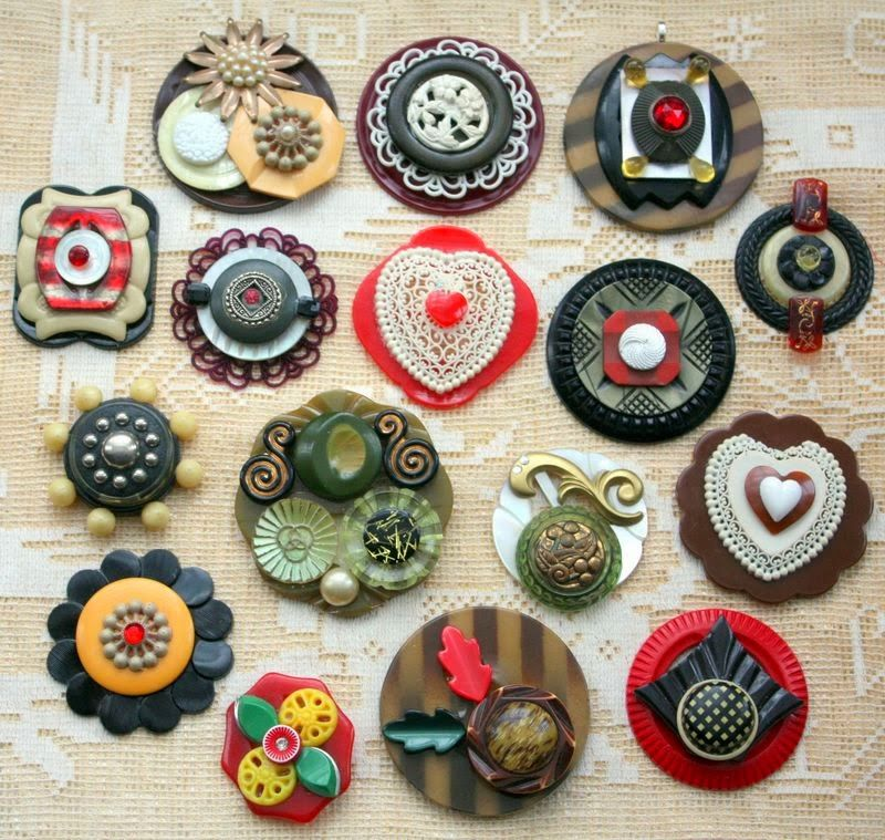 Pin by Tami Wycoff on Button Jewelry Pinterest Craft
