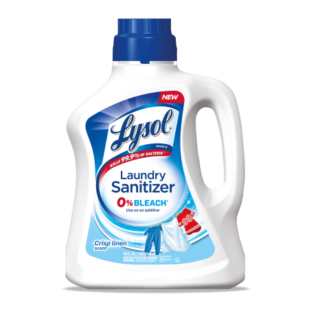Household Essentials Lysol Detergent Booster Sanitizer