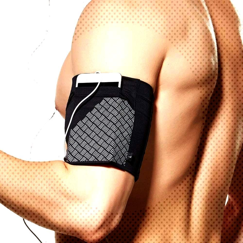 Running Armband Sleeve Arm Band Sports Armbands Exercise Workout Arm Sleeve Phone Holder for iPhone