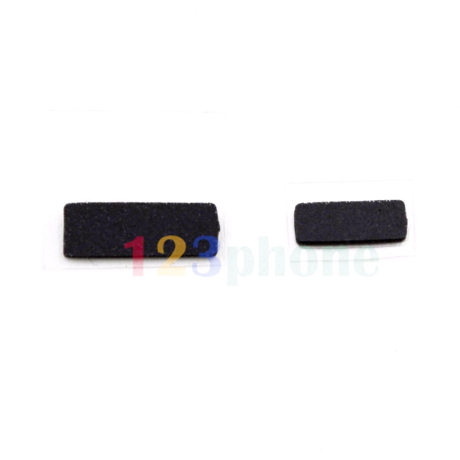 10 set lcd touch sensor sponge foam sticker for iphone 5s f 707