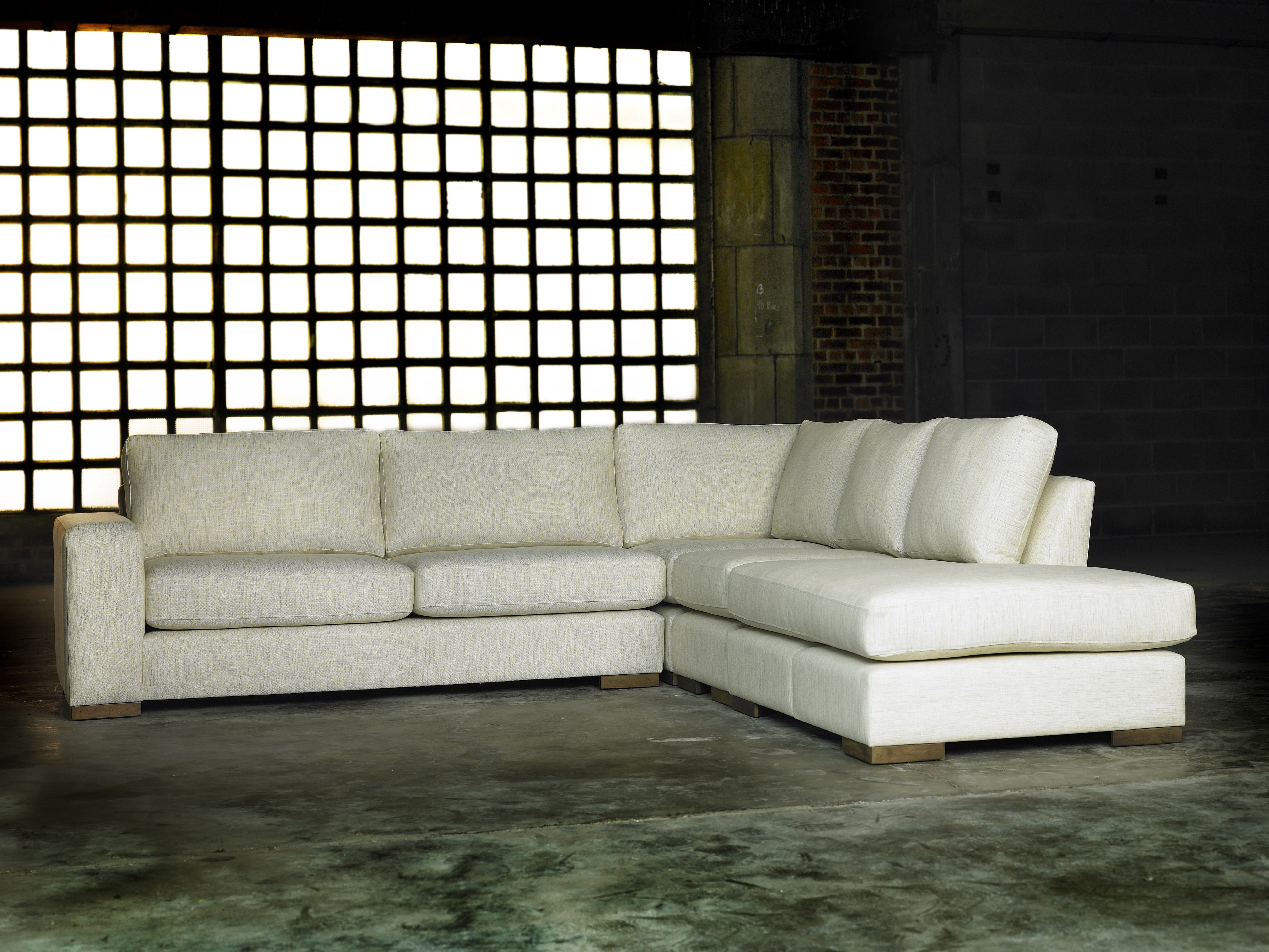 The Prezzo Corner Sofa Low and laid back An Italian inspired
