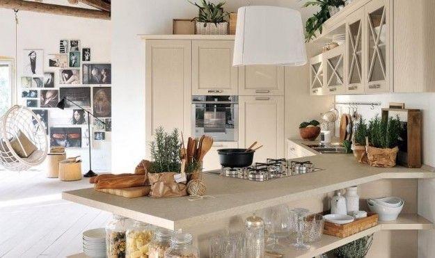 Idee per arredare una cucina classica | Progetti di cucine ...
